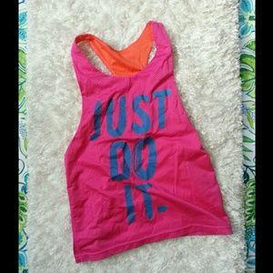 Nike reverse able Jersey size Small EUC